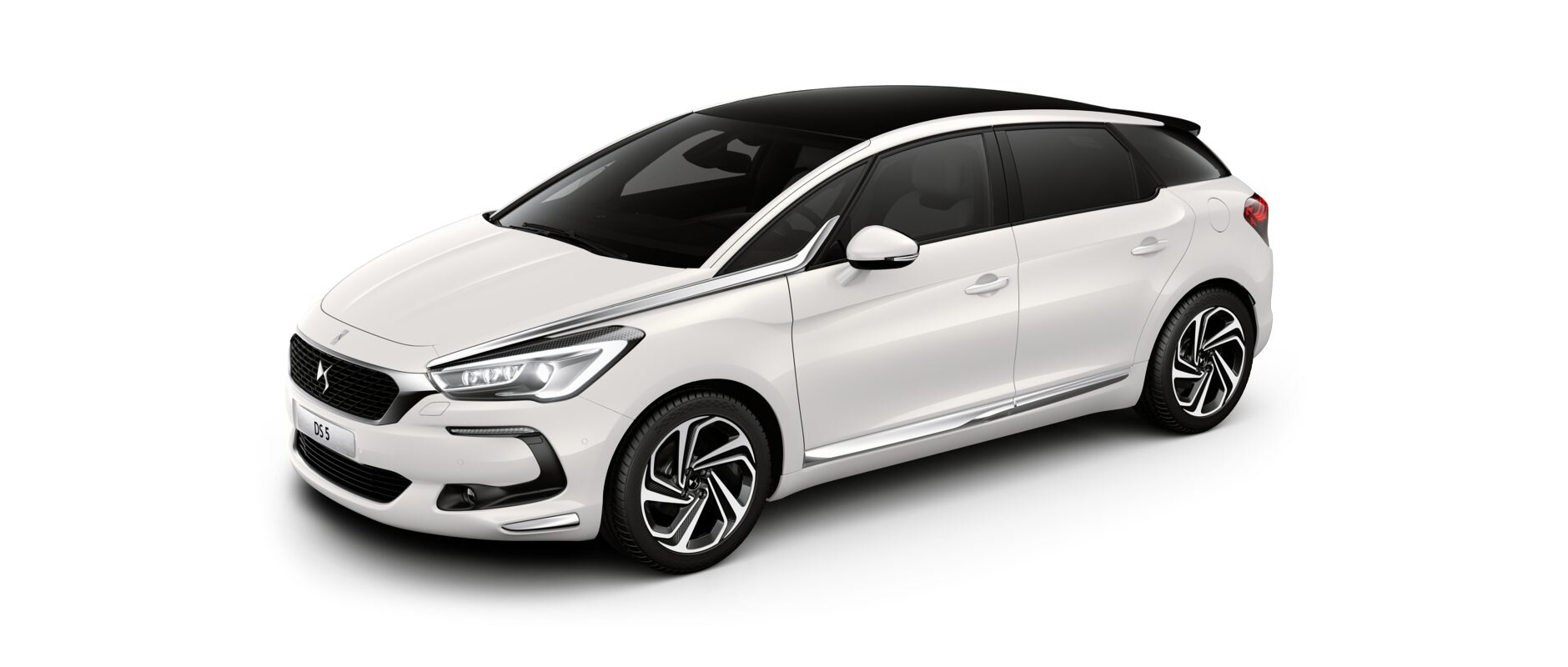 DS 5 - Pearl White