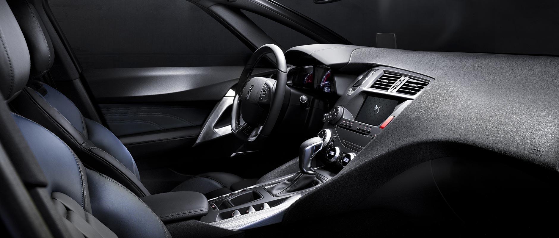DS 5 - détails - Interior