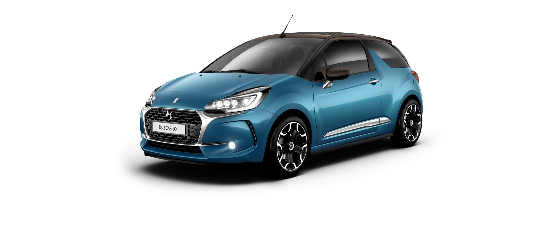 DS 3 Cabrio - Belle-ile Blue