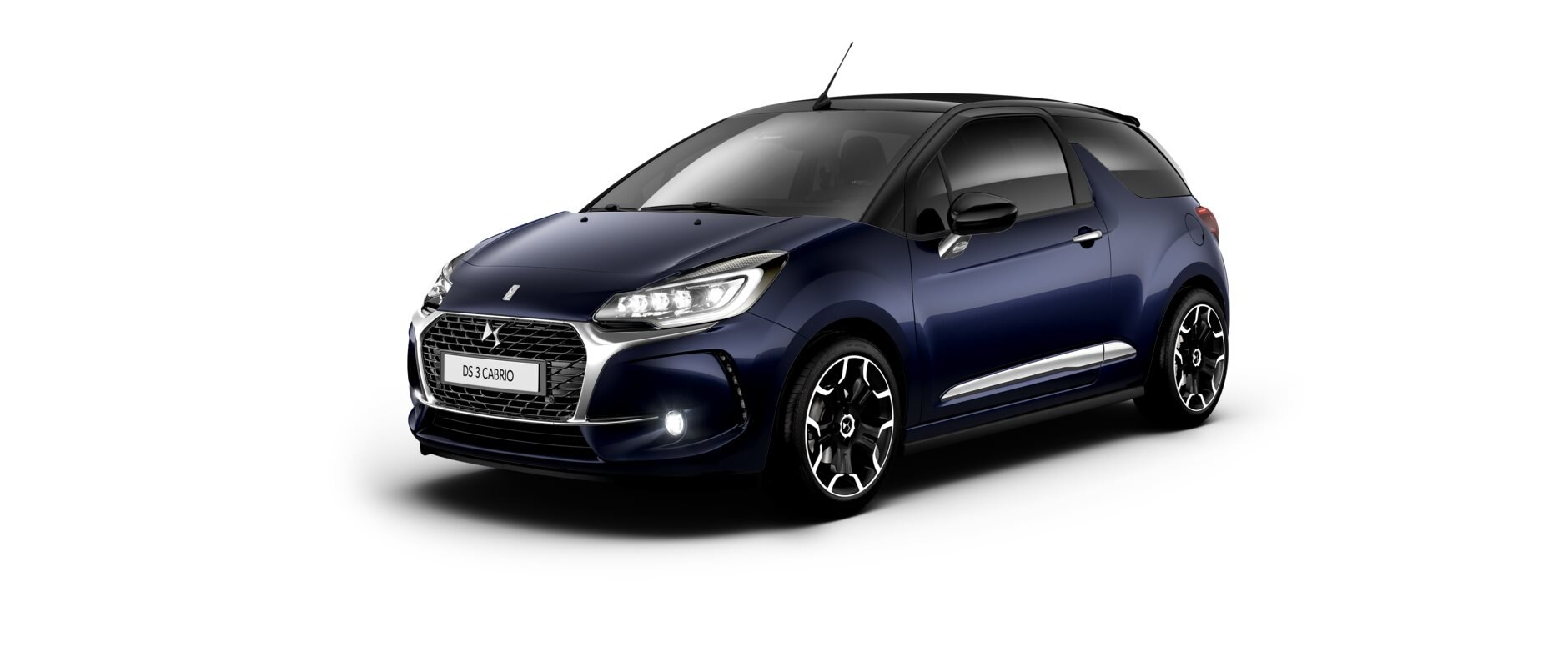 DS 3 Cabrio - Ink Blue