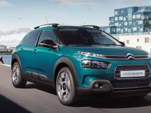New Citroën C4 Cactus SUV